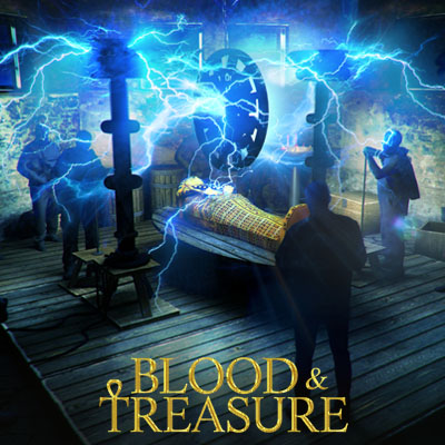 Blood and Treasure Season 01
