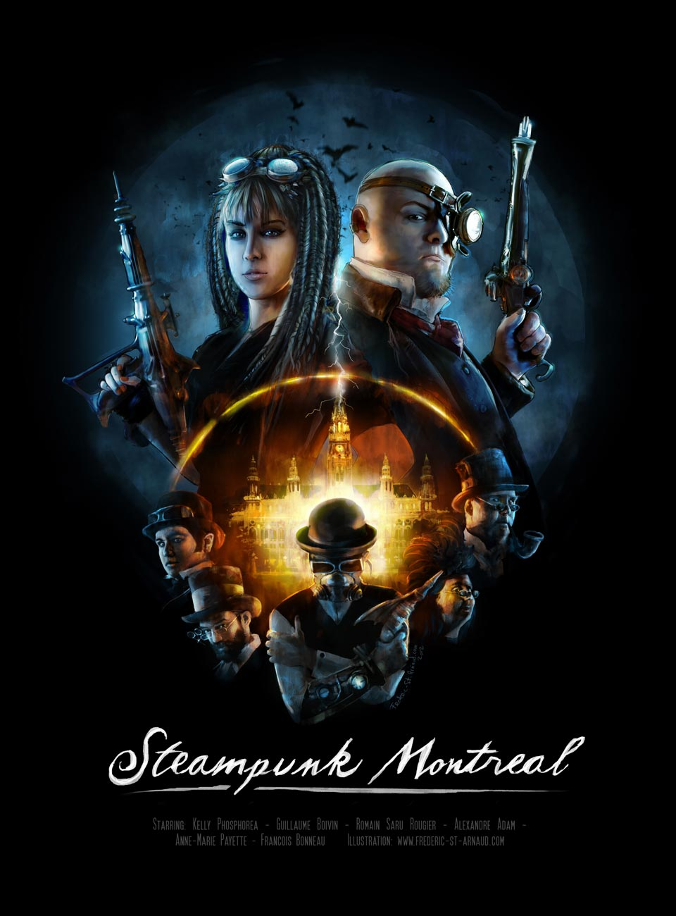 Steampunk Montreal